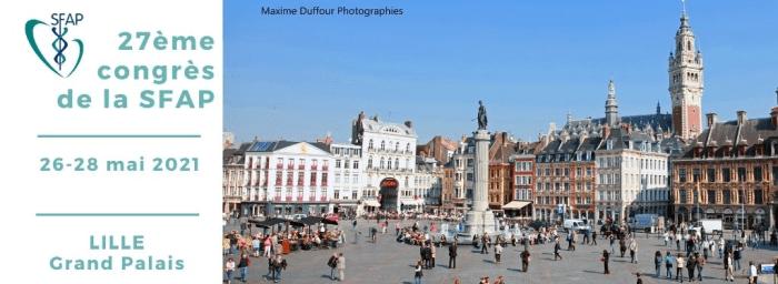 27ème Congrès de la SFPA - Lille 26-28 mai 2021